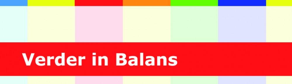 Verder in Balans
